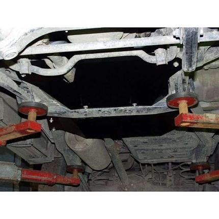 Защита для КПП и РК Toyota Land Cruiser 105 1998-2007, фото 2