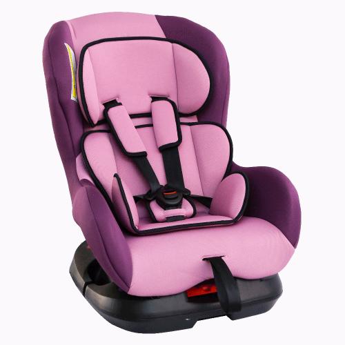 Детское автокресло Siger Наутилус фиолетовый 0-18 кг