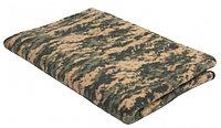 Походное одеяло Rothco Camo Fleece Blanket ACU Digital