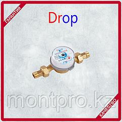 Счетчик Drop универсальный DHC-R-U Ду 15 (без импульсного выхода, с соединительным комплектом)