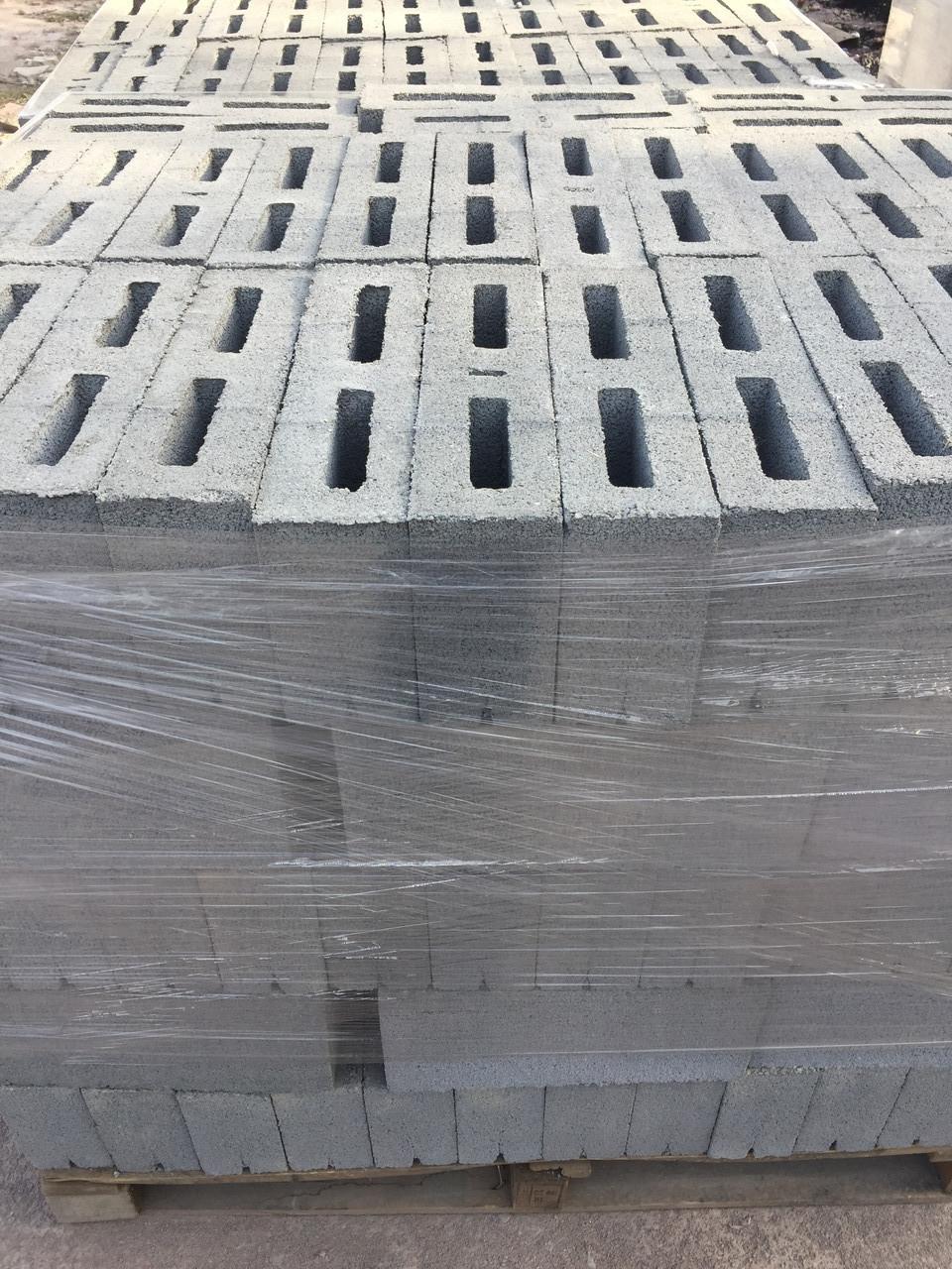 Сплитерные блоки перегородочные