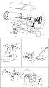 Запасные части к дизельной тепловой пушке MASTER B230 - купить по низкой цене, доставка по всему Казахстану, фото 2