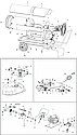 Запасные части к дизельной тепловой пушке MASTER B230 - купить по низкой цене, доставка по всему Казахстану, фото 4