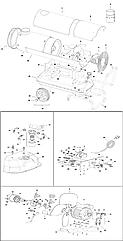 Запасные части к дизельной тепловой пушке MASTER BV170E - купить по низкой цене, доставка по всему Казахстану