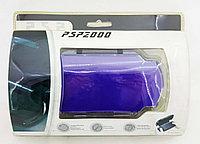 Чехол пластиковый Ракушка Sony PSP Slim 2000/3000, фиолетовый