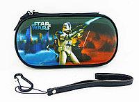 Чехол на молнии с 3D картинкой PSP 1000/2000/3000 3in1 3D picture, Star Wars, фото 1