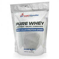 Протеин Pure Whey Isolate 90%  454 гр, West Pharm.