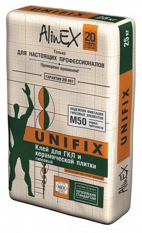Унификс  клей для ГКЛ  Алинекс, фото 2