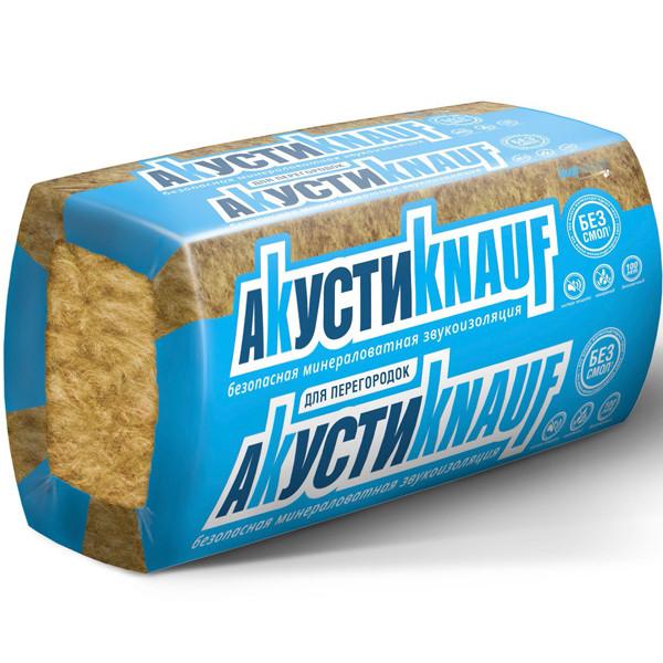 Стекловата АкустиKnauf (16 шт) 12 м2