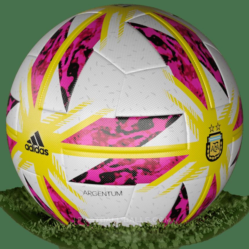 Футбольный мяч Adidas Argetum 2018