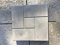 """Тротуарная плитка 3 см """"Калифорния"""" серый"""