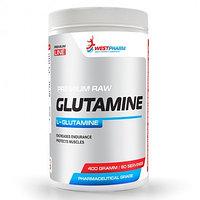 Glutamine 400 грамм, 80 порций, West Pharm.