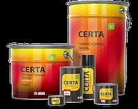 Термостойкая краска CERTA (Церта)