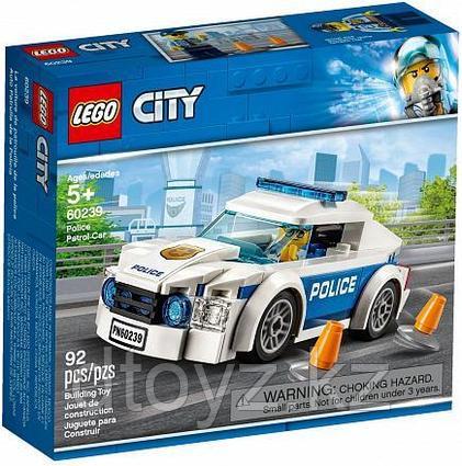 Lego City 60239 Автомобиль полицейского патруля, Лего Город Сити