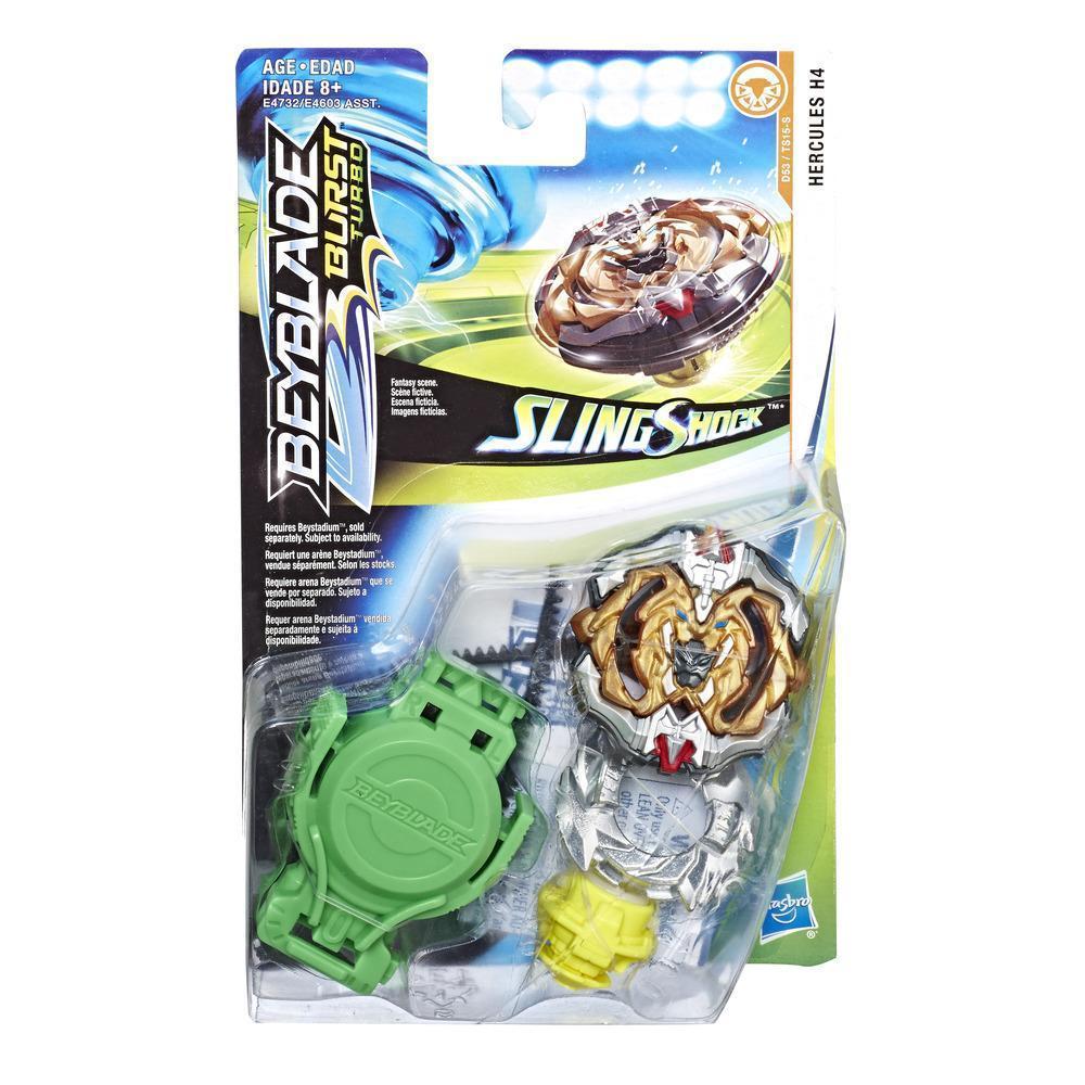 Hasbro Bey Blade Sling Shock Волчок Бейблэйд Hercules H4 D53/TS15-S