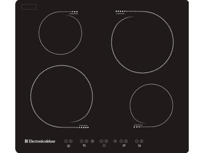 Варочная поверхность Electronicsdeluxe 595204.00 ЭВИ