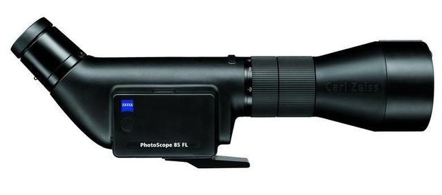 Carl Zeiss Victory PhotoScope 85 T* FL зрительная труба со встроенной цифровой фотокамерой