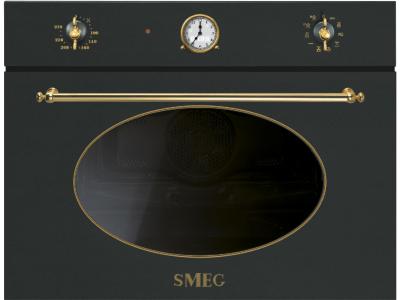 Микроволновая печь Smeg SF4800MCA