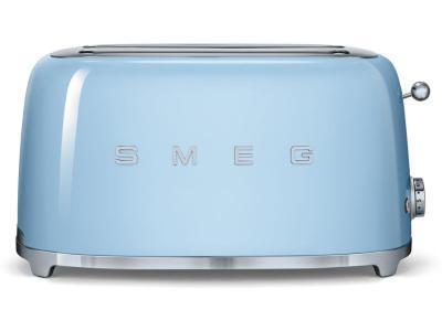 Тостер Smeg TSF02PBEU (пастельный голубой)