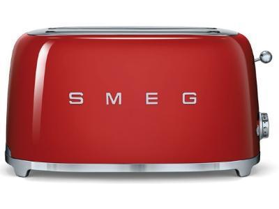 Тостер Smeg TSF02RDEU (красный)