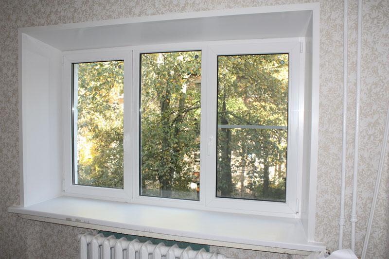 Пластиковые окна,установка пластиковых окон