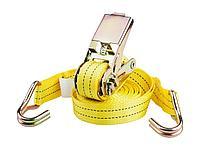 Ремень STAYER PROFESSIONAL для крепления груза, ширина ленты 25мм, нагрузка до 500кг, длина 2м, 40560-2