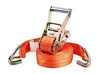 Ремень STAYER PROFESSIONAL для крепления груза, ширина ленты 35мм, нагрузка до 2000кг, длина 4м, 40562-4