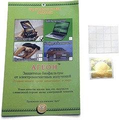 Агеон «БИОсмартфон», биофильтр защитный от электромагнитных излучений