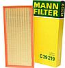 Воздушные фильтр Mann C 39219