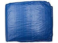 Тент строительный STAYER MASTER, 65 г/м2, с люверсами, водонепроницаемый, 8мх12м, 12560-08-12