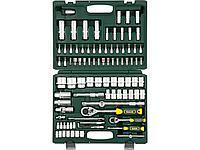 Набор инструментов торцевые головки и биты KRAFTOOL 27883-H95_z02, EXPERT QUALITAT, 94 предмета