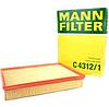 Воздушные фильтр Mann C 4312/1