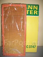 Воздушные фильтр Mann C 3747