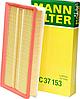 Воздушные фильтр Mann C 37 153