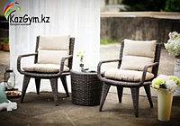 Комплект мебели из ротанга для двоих