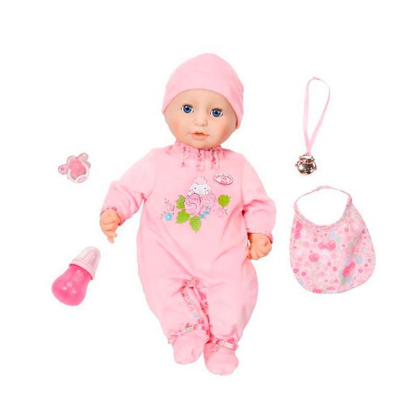 Кукла Baby Annabell многофункциональная, 43 см,  кор. (794-821)