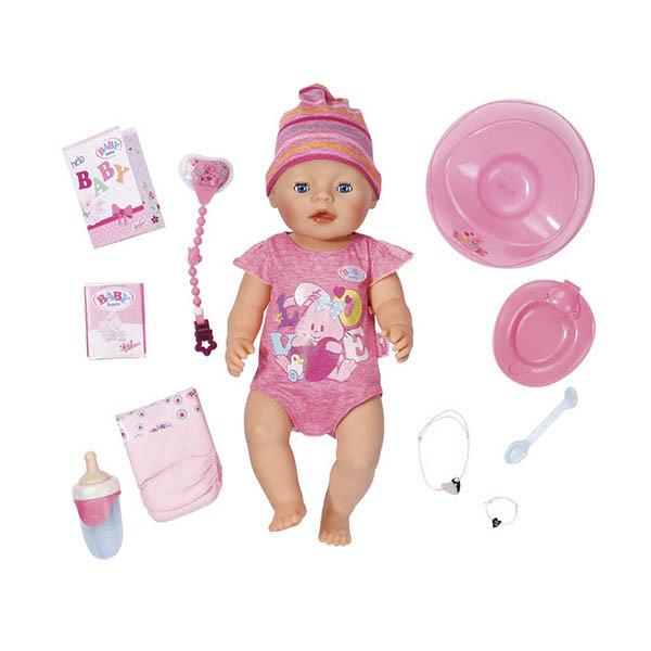 Кукла BABY born Интерактивная, 43 см, кор.
