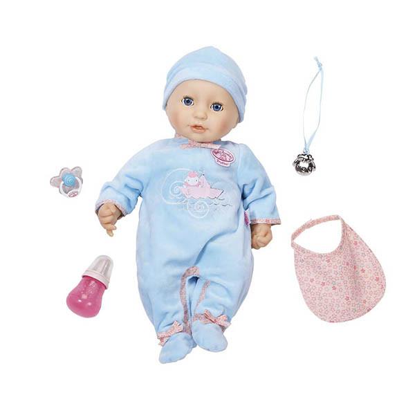 Кукла Baby Annabell многофункциональная, 43 см,  кор. мальчик