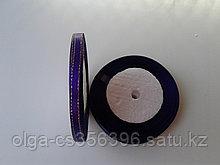 Лента атласная с люрексом. 6 мм. Creativ  2538
