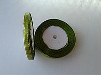 Атласная лента с люрексом. 6 мм. Creativ 2540
