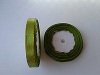 Атласная лента с люрексом. 12 мм. Creativ 2543