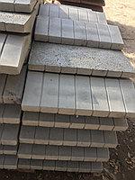 Заборный накрывочный элемент серый, фото 1