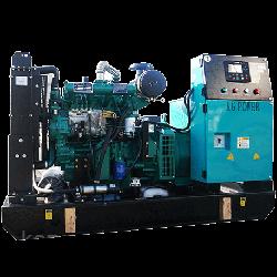 Дизельный генератор(электростанция) YUCHAI CP-YC250, 200 кВт в открытом исполнении