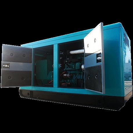 Дизельный генератор(электростанция) Shanghai SP-WL900, 640 кВт