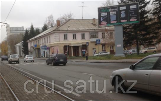 Ул. Головкого - ул. Орджоникидзе (р-н парка им. Джамбула)