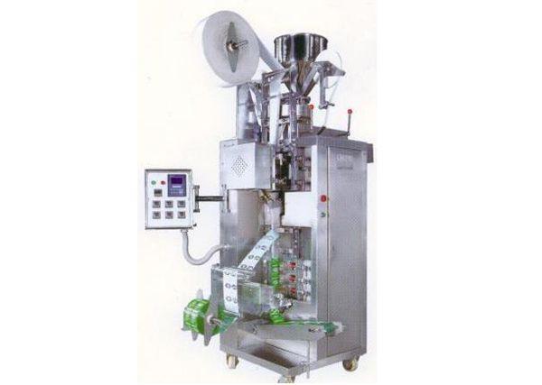 Автомат для фасовки в фильтр бумагу с ниткой, биркой и наружным пакетом