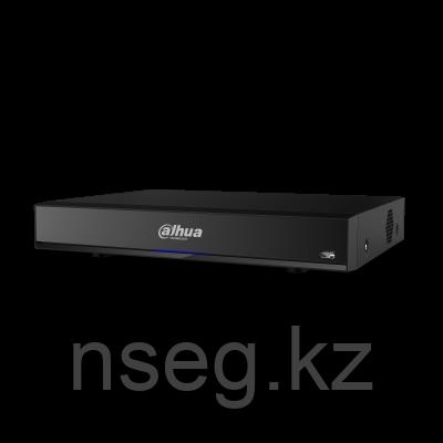 8 канальный видеорегистратор, Penta-brid пентабрид (аналог, HDCVI, TVI, AHD, IP) DAHUA XVR7108H