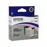 Картридж Epson C13T580600 STYLUS PRO 3800 светло-пурпурный