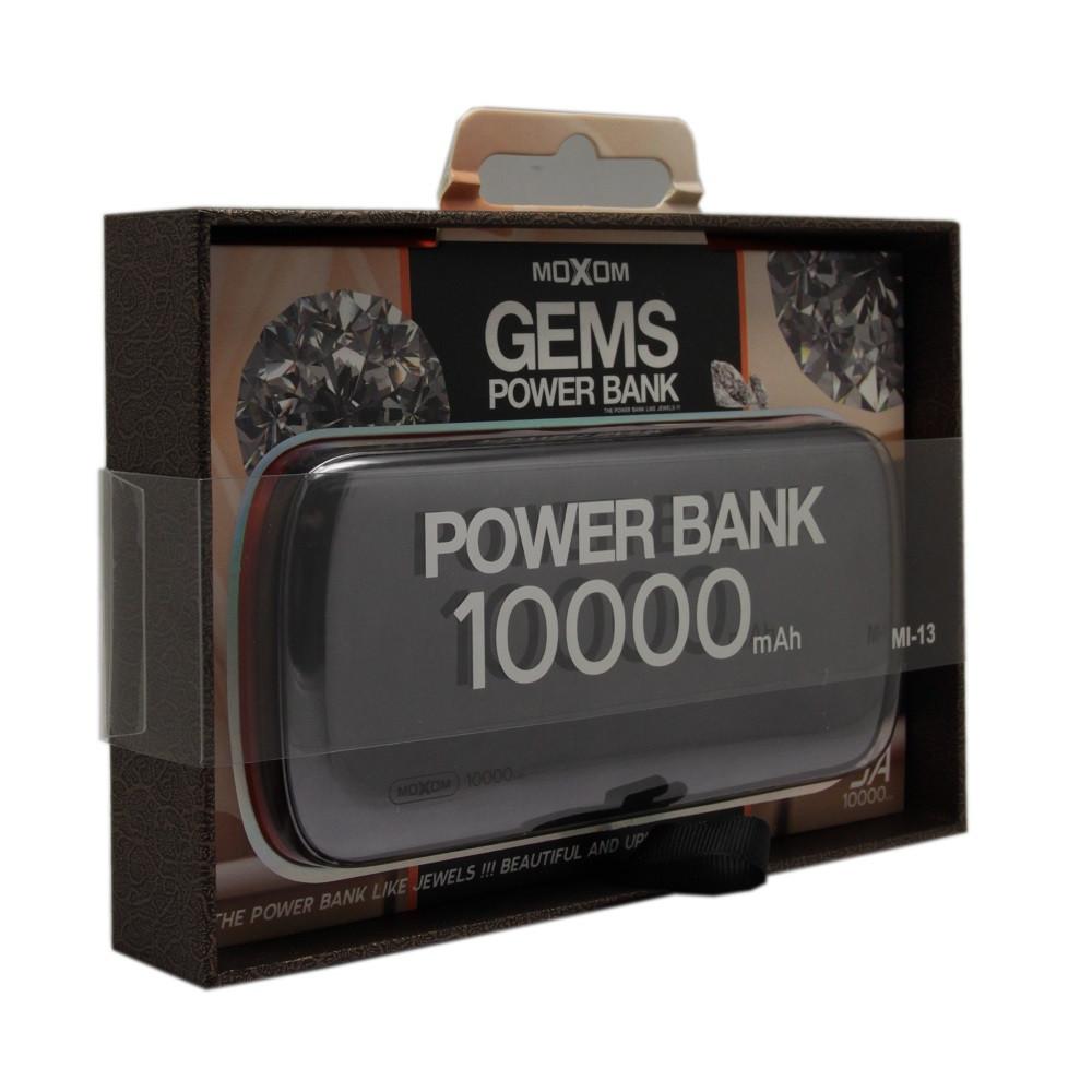 Внешний аккумулятор Power Bank Moxom MI-13 10000 mah