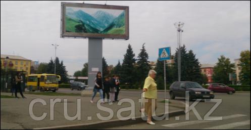 Ул. Дзержинского - пр. Независимости
